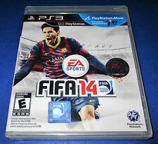 FIFA 14 Soccer Playstation 3 - PS3 - *Factory Sealed! *Free Shipping!