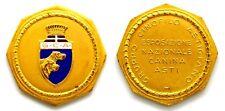 Medaglia Con Smalti GCA Gruppo Cinofilo Astigiano – Esposizione Nazionale Canina