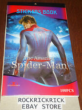 THE AMAZING SPIDER-MAN - 7 PAGE STICKER BOOK (BRAND NEW)
