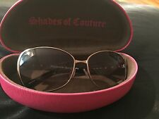 Juicy Couture Sunglasses/glamorous
