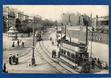 More details for bristol tramways & carriage co tram zetland road bristol pc unused  z312