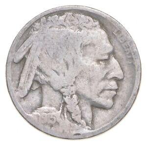 Better - 1915-D Indian Head Buffalo Nickel *947
