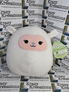 "NWT Squishmallow 8"" Lily the Lamb"