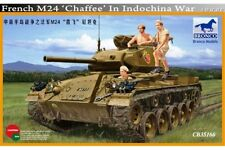 BRONCO CB35166 1/35 French M24 Chaffee In Indochina War