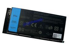 97Wh FV993 Battery for Dell Precision M4600 M6600 M4700 M6700 PG6RC R7PND 9GP08