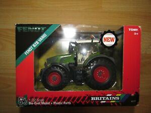 Britains Tomy Farmer 1 32 Fendt 828 Traktor neu in ovp