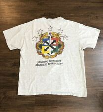 Vintage 90's Look to the Stars Taekwondo Men's Large Single Stitch T Shirt