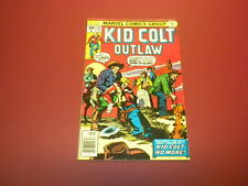 KID COLT OUTLAW #214 Marvel western comic book 1977
