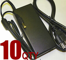 Lot of 10 90W AC Adapters 5.5*2.5 mm for HP/ Toshiba laptops