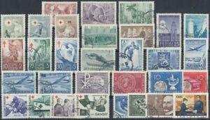 Finnland Briefmarken/Sätze v. ca.1953-1966 CH22890 , gestempelt