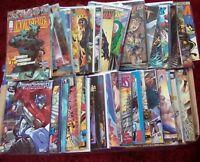 80 Comic Random Grab Bag, English, Marvel, DC, Image, Mostly Modern Age