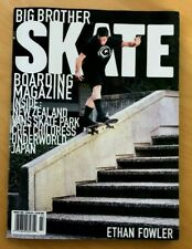 1999 Big Brother SkateBoarding Magazine Vintage - Ethan Fowler Chet Childress