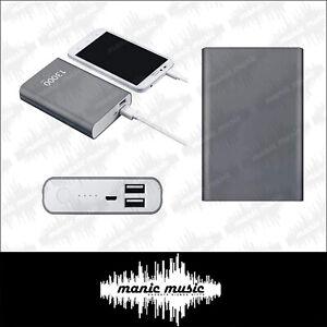 Power Bank 13000mAh Dual USB Fast Mini Phone Charger Genuine LG Lithium Battery