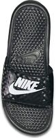 Nike Damen Badeschuhe Benassi Just Do It Shower Slide Badelatschen schwarz