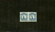 LOT 68046 UNUSED NO GUM 83 PAIR  SWEDEN  STAMPS  KING GUSTAF V