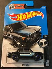 2016 Hot Wheels CUSTOM Super BMW 2002 with Real Riders