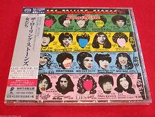 THE ROLLING STONES - SOME GIRLS - JAPAN SACD SHM - UIGY-9585