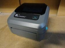 Zebra GK420D Thermal Barcode Label Printer USB & Serial For DHL UPS GLS TNT