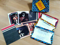 Sealed KISS Donruss Aucoin Lot Trading Card Wax Ace Frehley Series 1978 Simmons