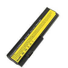 Batería de 6 células para IBM Lenovo Thinkpad X200 X201 42T4536 42T4538 42T4542 43R9257