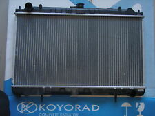 RADIATOR NISSAN SILVIA S15 200SX SR20DET SR20DE 2.0L TURBO/NON TURBO KOYO MANUAL