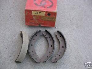 1960 - 1964 Volkswagon Brake Shoes 1961 1962 1963 and Karamann Ghia