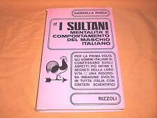 gabriella parca mentalità e comportamento del maschio italiano 1965