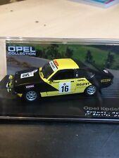 1/43 Opel Kadett Gr1. Dumont. Materne. Boucles De Spa 1978.  Winner