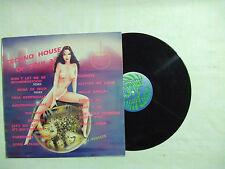 Techno House Of Soul 2  - Disco Vinile 33 Giri LP Compilation Mixed ITALIA 1991
