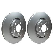 Front Brake Discs 280mm 53954PRO fits VW GOLF MKIV1J5 2.0