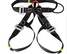 Outdoor Safety Rock Tree Climbing Rappelling Harness Seat Sitting Bust Belt