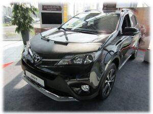 CAR HOOD BONNET BRA fit Toyota RAV4 XA40 2013-2018 NOSE FRONT MASK BRA DE CAPOT