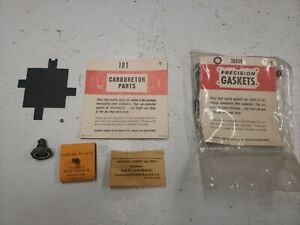Pacco carburetor tune up kit E-181 Ford