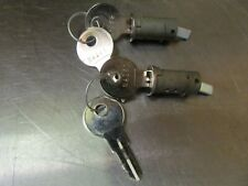 2 New 37509 Cabinet Desk Lock Cylinders