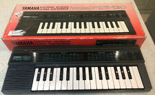 Yamaha KEYBOARD PortaSound PSS-130 Electronic Keyboard Boxed VGC.