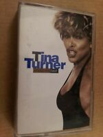 Tina Turner : Simply The Best : Vintage Cassette Tape Album from 1991