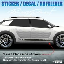 Sticker SPORT STRIPE Citroen CACTUS RACING decal aufkleber adesivi pegatina 952