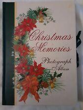 CHRISTMAS MEMORIES PHOTOGRAPH ALBUM