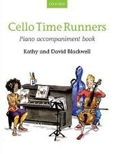 Cello Time Runners - Piano Accompaniment Book - Kathy & David Blackwell
