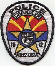 SAFFORD ARIZONA AZ POLICE PATCH