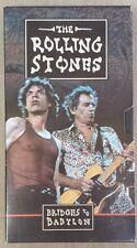 The Rolling Stones - Bridges to Babylon Documentary - 1998 Spanish Promo VHS