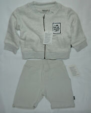"""Imps and Elfs """" I am on the Guest List ! """" Baby Cardigan & Shorts Gr. 74 NEU"""