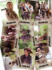 The Walking Dead Season 3 Teil 1 - 72 Card Basic/Base Set - an 2014