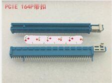 2PCS X  PCIE connector socket X16 PCI-E connector PCI-E 3.0 164pin