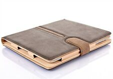 New Suede Leather Style Smart Case Cover Stand For Apple iPad Pro Air 2/3/4 Mini