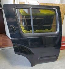2005-2011 Pathfinder Right Passenger Side Rear Door Black W panel