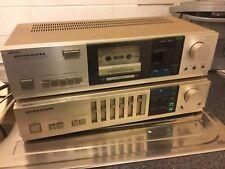 marantz amplifier PM440  & Tape Deck SD340