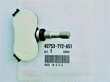 2009-2014 Acura RLX TL ZDX TL Tire Pressure Sensor 42753-TY2-A51 Genuine OEM New