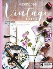 COUNTRY LIVING magazine - Vintage Home issue #1  (BRAND NEW)