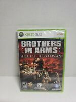 Brand New Factory sealed game Brothers in Arms: Hell's Highway free shipping!